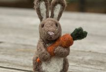 Fun with Felt / Lots of felt projects to inspire you, and some needle felting too!
