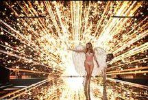 VICTORIA'S SECRET / Nicholas Kirkwood featured in the 2013 Victoria's Secret runway show