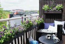 Balcony inspirations
