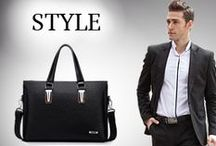 Teczki i aktówki męskie / Teczki i aktówki męskie do pracy, na spotkania biznesowe, czy do oficjalnych spotkań są wizytówką eleganckiego mężczyzny. Zobacz wszystkie torby męskie i podkreśl swój elegancki wygląd.