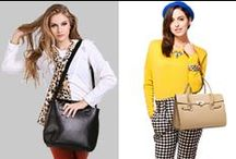 """Modne Torebki / Prezentujemy najmodniejsze torebki dla każdego, które zostały wybrane przez naszych stylistów. Znajdziecie tu ponad 80 modeli """"must have"""" z naszego sklepu www.dlakazdego.net"""
