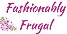 Fashionably Frugal / Posts from the website fashionablyfrugal.net on finances, family, and food.