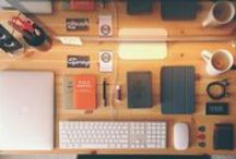 gimme some space. / workspace \ decor \ interior \ landscapes