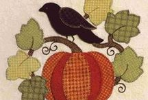 Thanksgiving Craft and Sewing Ideas / craft and sewing ideas for Thanksgiving decorating