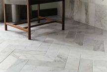 Soft Grey Luxury / Soft grey marble tiles