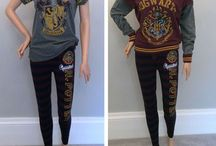 Geeky Clothes - Harry Potter
