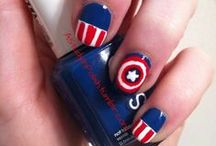 Geeky Nails