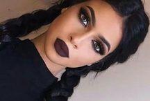 • formal makeup •