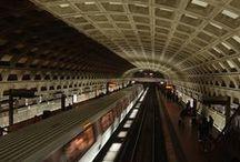 Exterior.Metro Station