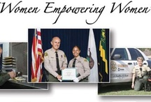 Women of the LASD / by Los Angeles County Sheriff's Department