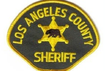 LASD Badges and Patches and Medals