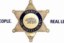 LASD Information / by Los Angeles County Sheriff's Department
