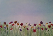 Flowers / by sandy justin