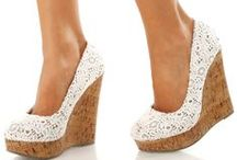 Cute shoes. / by Carlenna Benner
