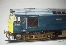 Diesel and Electric Locomotives