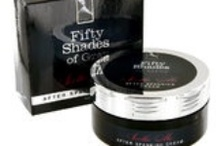 The Official Sensual Care Collection from Fifty Shades of Grey