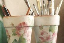 Decoupage & Oher Crafts
