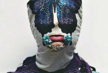 The things we hide behind... / Masks