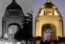 La ciudad de ayer y hoy  / Imágenes citadinas de México, del archivo y captadas por la lente del fotógrafo Bob Schalkwijk para Ciudadanos en Red