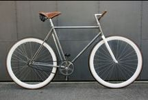 Bike / bike, bicycles, single gear, fixed gear / by Eugene So Graphics