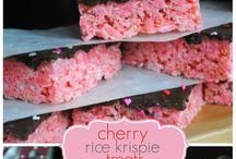 Rice Krispie Treats / by Brenda Harris