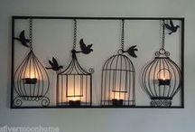 Birdcage / Alambre