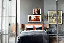 Interior    bedroom / Good night, sleep tight, don't let the bugs bite