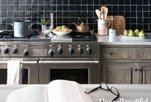 Interior || kitchens / Dress to kill & COOK the same way