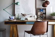 Interior || work space / Creativity happens with coffee