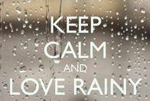 Crazy about rain