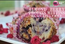 Muffin, Pancakes, Cookie Recipes The Healthy Way / Healthy is tasty.  Tons of recipes that are gluten-free and healthy to help keep metabolism going and burning calories.  These are quick and easy recipes for healthy snacks.