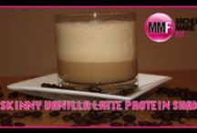 Shakes, Smoothies, Protein Blends