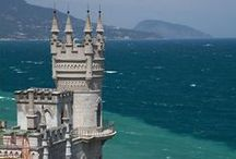 Castles of the World / The most beautiful castles in the world! / by Most Beautiful Places