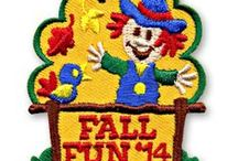 Fall Event Patches / We've added several of our Fall Event themed stock patches to this board for you all to enjoy! Re-pin them all you want!
