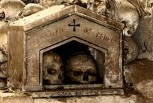 """Halloween in Italy / Where to spend #Halloween in #Italy?  Take a look, here """"Underground Rome Tour"""" http://www.romeanditaly.com/underground-rome/"""