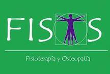 """Clinica Fisioterapia Fisos / Centro de Fisioterapia y Osteopatia en Móstoles, con los mejores profesionales sanitarios. Nos encontrarás en la Calle Juan Ocaña 25, muy cerca del teatro """"El Bosque""""."""