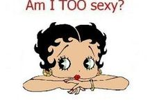 Betty Boop!I Want be sexy