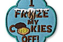 Cookie Sales Fun Patches / We've added several of our most popular cookie sales themed stock fun patches to this board. Feel free to re-pin them to your our boards and share them with your friends and family.