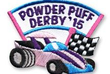 Derby's & Sport Fun Patch / We've added some of our favorite Derby and Sport fun patches to this board for you to re-pin and share with your friends and family to enjoy!
