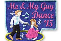 Dance Themed Fun Patches / We've put together a collection of our most favorite dance themed fun patches for you to enjoy. Please feel free to re-pin them and share them with your friends and family!
