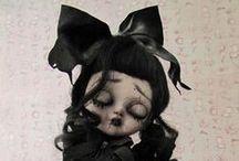 Art doll / Art textil
