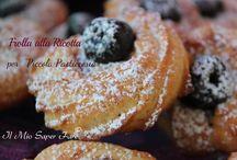 DESSERT dolci - biscotti / Biscotti