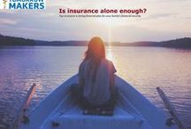 Let's get smarter about insurance / All you wanted to know about insurance