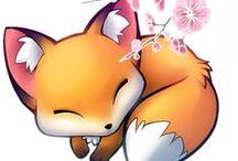 Drawn animals / Digital arts, Pictures, animation, regarding animals!