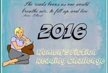 2016 Reading Challenges
