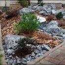 Realizace zahrad / Návrhy a realizace zahrad, zahradní jezírka, trávníky, okrasné výsadby