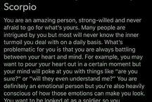 -the signs / scorpio
