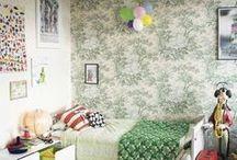children's rooms / by Posie Star