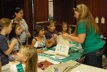 Girl Scouts / by U.S. Army Garrison Humphreys