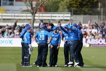 YB40 Match Action 2013 / All the action from the YB40 matches in 2013. / by Sussex County Cricket Club